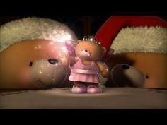 The Magical Fairy Bear: Over a Christmas Moon - YouTube