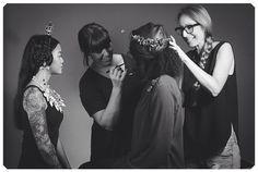 Behind the scenes - Timmi Studio