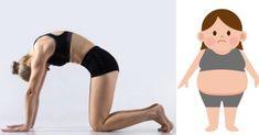 8 Semplici posizioni Yoga che scaricano via gli ormoni dello stress dal corpo