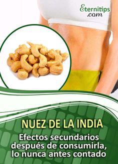 Efectos de Nuez de la India LO NUNCA DICHO!   Eternitips