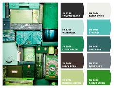 GREEN!!!! #chipit Paint colors from Chip It! by @Sherwin-Williams