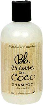 creme de coco shampoo by bumble and bumble 8 oz