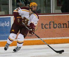 Checking In: Former Minnesota player Nick Leddy :: USCHO.com :: U.S. College Hockey Online