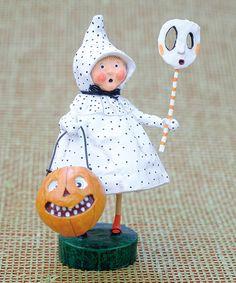 Another great find on #zulily! Polka Dottie Boo Figurine by Lori Mitchell #zulilyfinds