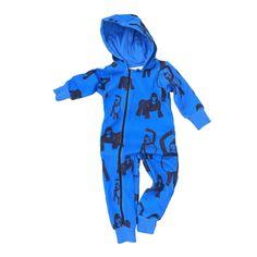 Οργανική Ολόσωμη Φόρμα Kollabah - Gorilla Ρούχα για παιδια