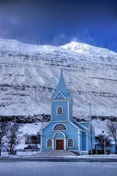 Seydisfiordur, Iceland