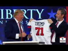 Full Speech: Donald Trump Speaks at Liberty University Convocation (1-18...