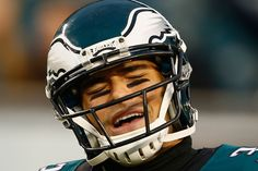 """Mark Sanchez may very well be finished with the Philadelphia Eagles. He doesn't fit a west coast offense style and with the Eagles reportedly interested in QB Nick Foles there doesn't seem to be room on the team for """"da butt fumbler"""""""