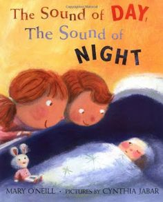 day vs. night. Good book for opposites week