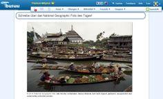 """Busuu.com (Premium): Ein Kommentar zum """"National Geographic Foto des Tages"""" schreiben und die anderen Busuu-Mitglieder korrigieren bzw. kommentieren lassen."""