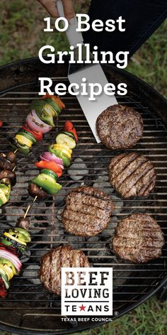 Enjoy those cool weather days and plan the perfect cookout with these 10 impressive grilling recipes. Grilling Recipes, Beef Recipes, Cooking Recipes, Fisher, Foil Packet Dinners, Dessert Platter, Cast Iron Recipes, Food To Make
