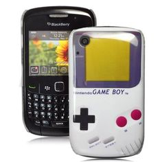 Gadget Zoo Blackberry 8520 8530 9300 Nintendo Gameboy Hard Case Holder Cover 8250 Curve 3G Bb From Gadget Zoo ** Want additional info? Click on the image. (Note:Amazon affiliate link) #CellPhonesAccessories