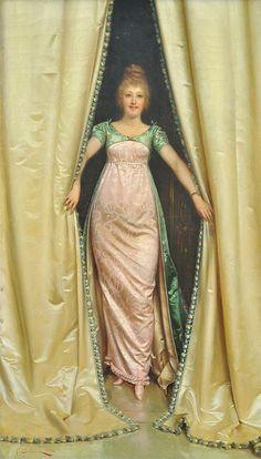 Fredèric Soulacroix (1858 – 1933) – Pintor Italiano_41