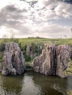 Palisades State Park South Dakota
