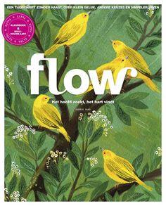 Flow 2016 - 5 Het hoofd zoekt, het hart vindt. George Sand