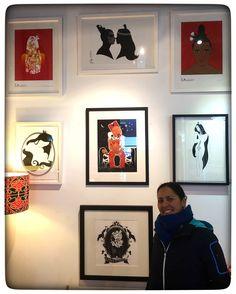 @ Kura Gallery Auckland. Showcasing my mahi (work) for the month of August 2016.