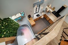 A Childhood Fantasy Comes True: An Apartment with a Slide