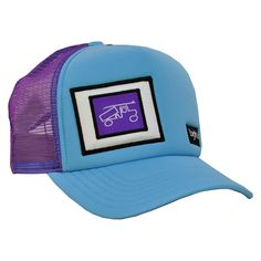 Original North Shore Teal Purple
