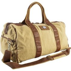 78.99$  Watch now - http://viquh.justgood.pw/vig/item.php?t=mhc9ki33389 - Canvas And Leather Duffel Bag