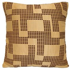 Holland Chenille Throw Pillow