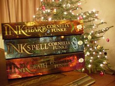 Christmas Book Haul: In Which I Foam at the Mouth from all the Literary Goodness.