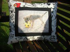 Tarjan Tilkkupuutarha: Koiratyynyt kuvansiirto