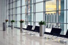 #access #architecture #benches #black #building #business #business building #center #city #contemporary #control #corporate #design #district #entrance #financial #financial district #foyer #glass #inside #interior #