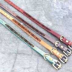 handmade dog collars, dog collars, dog leashes, leather dog collars, dog leads.
