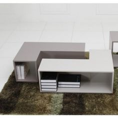 Vex Modular Coffee Table - Coffee, Side & End Tables - Living Room