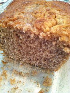 Cinnamon Sweet Bread. Im trying this! Have everything no need for the store