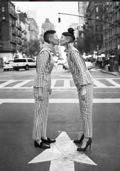 Michelle Harper & Jenny Shimizu #&otherstories http://www.stories.com/