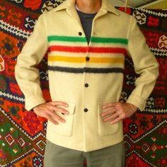 Men's Original Hudson's Bay Vintage Jacket by Akimbovintagefinds