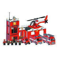 Megabloks Blok Squad – Fire Patrol Station