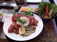 Bann Restaurant - Grill your own Korean bbq!
