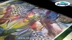 45gsm light weight fast dry sublimation paper for MS JPK series inkjet p...
