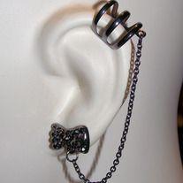 Cute ear cuff from Sweet Poison Cupcake