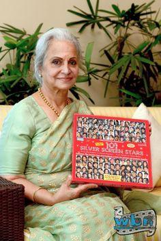 Hindi Old Songs, Hindi Movies, Entertaiment News, Waheeda Rehman, First Love, Kolkata, Stars, Bollywood, Silver
