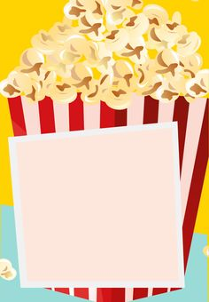 free printable take a break party invitation used this for our church identity class 5 7 grade pizza popcorn party