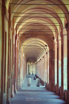 San Luca Sanctuary, Bologna by @bjlulu【意大利博洛尼亚】漫步世界最长的长廊。