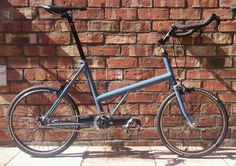 Raleigh Twenty **CUSTOM** Hybrid City Bike Single Speed | eBay