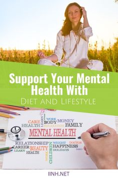 Ideas for Supporting Your Mental Health: Diet and Lifestyle In recent times, researchers are examining the global causes of illness and disability. They have found that the single largest cause of disability worldwide was mental disorders – largely, the common illnesses of depression and anxiety. Check out our Ideas for Supporting Your Mental Health!  #mentalhealth #depression #nutrition #health