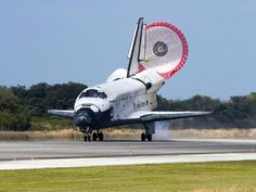 On March 9, 2011, Space Shuttle Discovery STS-133 landed at NASA's Kennedy Space Center completing its 39th and final flight. | Photo credit: NASA Neil Armstrong, First Space Shuttle, Nasa Space Program, Tony Goldwyn, Nasa Images, Air Space, Space Space, Kennedy Space Center, Air And Space Museum