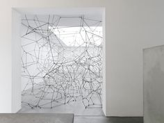 Xavier Hufkens, Brussels - Exhibitions - Antony Gormley, Aperture, 2009