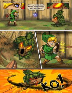 Legend of Zelda fan fic by *girldirtbiker on deviantART Legend Of Zelda Memes, Player One, Fairy Tail, Nintendo, Nerd, Comic, Fan Art, Deviantart, Link