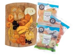 Beautiful dried fruit colours - from packaging to platter! www.ceciliasfarm.co.za