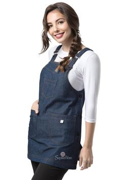Face Aesthetic, Clothing Hacks, Denim Outfit, Work Attire, Diy Clothes, Poses, Overalls, Female, Sewing
