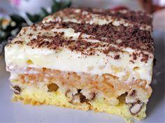 Tiramisu, Treats, Ethnic Recipes, Sweet, Food, Sweet Like Candy, Meal, Essen, Hoods