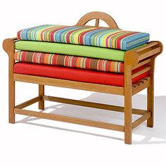 Serape with turquoise Patio Furniture Cushions, Patio Cushions, Patio Chairs, Outdoor Furniture, Outdoor Decor, Patio Ideas, Garden Ideas, Replacement Cushions, House Projects
