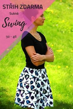 Discover recipes, home ideas, style inspiration and other ideas to try. Sewing Clothes, Diy Clothes, Diy Fashion, Womens Fashion, Fabric Stamping, Textiles, Refashion, Dress Skirt, Sewing Patterns