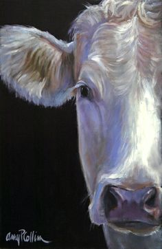 """""""Mandy"""" - oil painting by Amy P. Collins"""